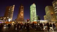 Berlin Potsdamer Platz (4K) video