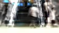 Berlin Rush Hour Train video