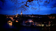 Bern City in the NIght video