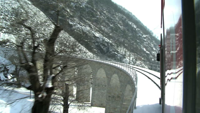 Bernina Express video