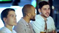 Best friends in a bar video