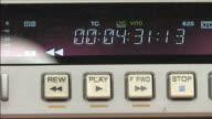 Betacam Recorder/Player video