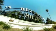 WS Beverly Hills Sign video
