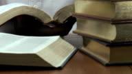 Bible Reading HD video