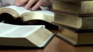 Bible Study HD video