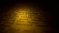 Bible video