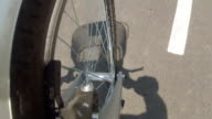 bicycle front wheel video