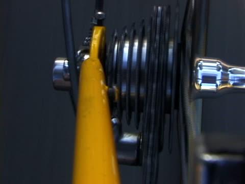 bicycle gears underway video