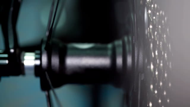 Bicycle gears video