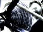 Bicycle Gears CU video