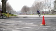 Bicycle Race video