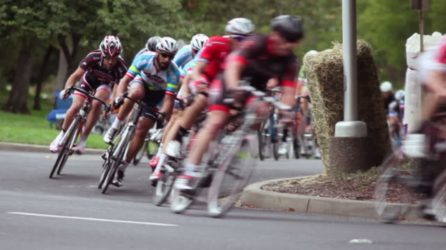 Bicycle Racers video