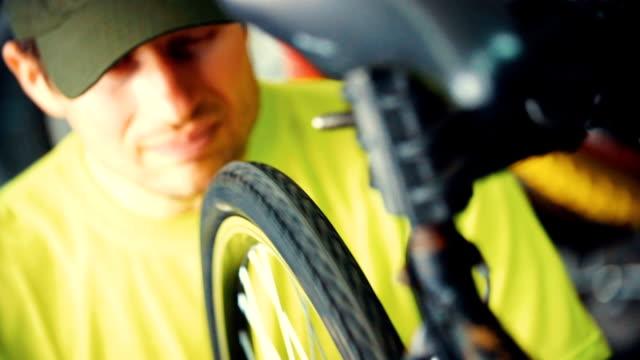Bicycle repair video