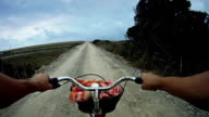 Bicycle Riding Gopro Video: summer vacations video