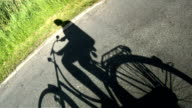 Bicycle riding video