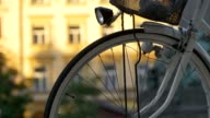 Bicycle Spokes and Lantern video