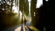 Bicycling video