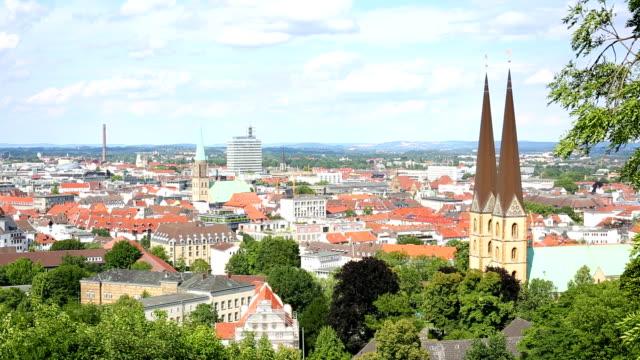 Bielefeld Skyline video