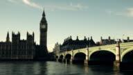 Big Ben Seamless loop video