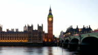 Big ben timelapse video