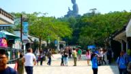 big buddha at hong kong city video
