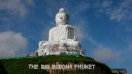 Big Buddha monument video