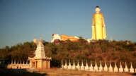 Big Buddha Monywa Panorama video