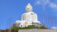 Big Buddha, Phuket, Thailand. video