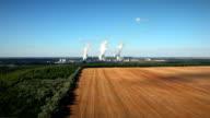 Big Power Plant - Time Lapse video