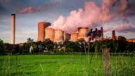 CRANE UP: Big Power Plant video