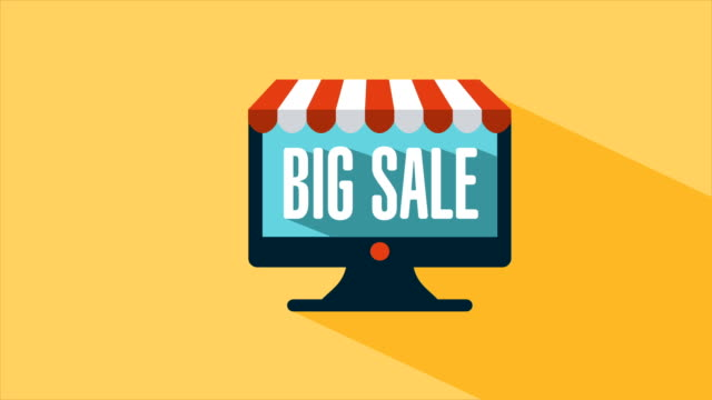 Big Sale, Video animation video