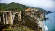 Big Sur Bixby Bridge video