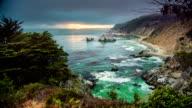 Big Sur Coastline video