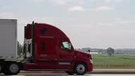 Big Truck Passing video