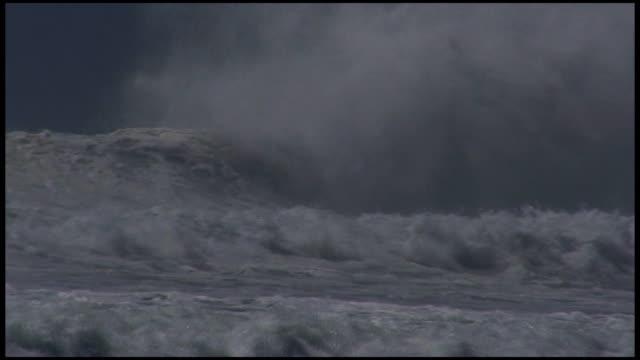 Big waves video