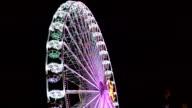 Big wheel, attraction video
