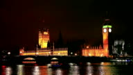 Bigben at night video