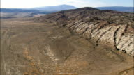 Bighorn Canyon National Recreation Area  - Aerial View - Wyoming, Big Horn County, United States video