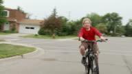 Bike Boy On Road 30_1 video
