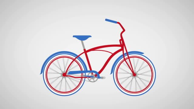 bike morph animation video
