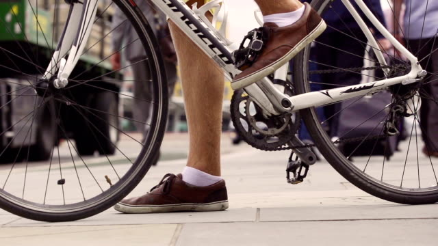 Bike setting off  REC video
