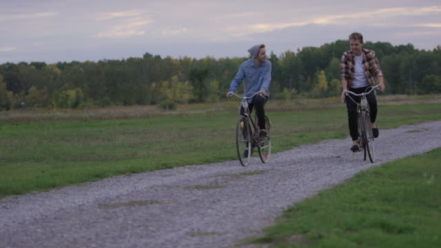 Biking Date Together video