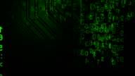 Binary Background video
