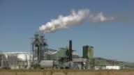 Biofuel factory video