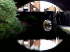 Birmingham and Fazeley Canal - Snow Hill Bridge video