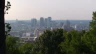 Birmingham Skyline video