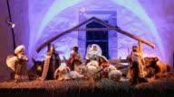 birth of Jesus video