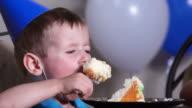 Birthday boy video