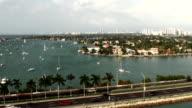 Biscayne Bay - Miami, Florida video
