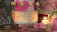 Biscuits Flowers and Candles video